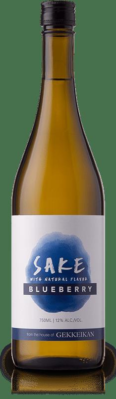 Blueberry Sake