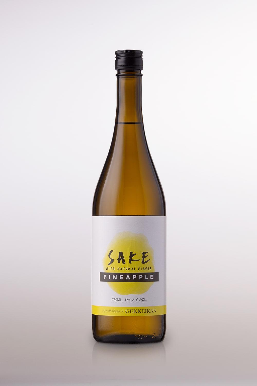Pineapple Sake