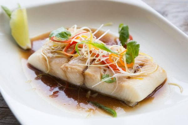 Pairing Notes - White fish fillet