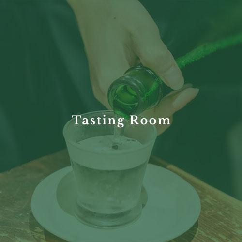 Tasting Room - Hover